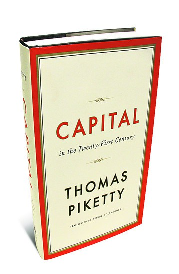 capital in the 21st century book Capital in the twenty-first century by thomas piketty, translated by arthur goldhammer (belknap press) income inequality in the united states and elsewhere has been worsening since the 1970s the most striking aspect has been the widening gap between the rich and the rest.