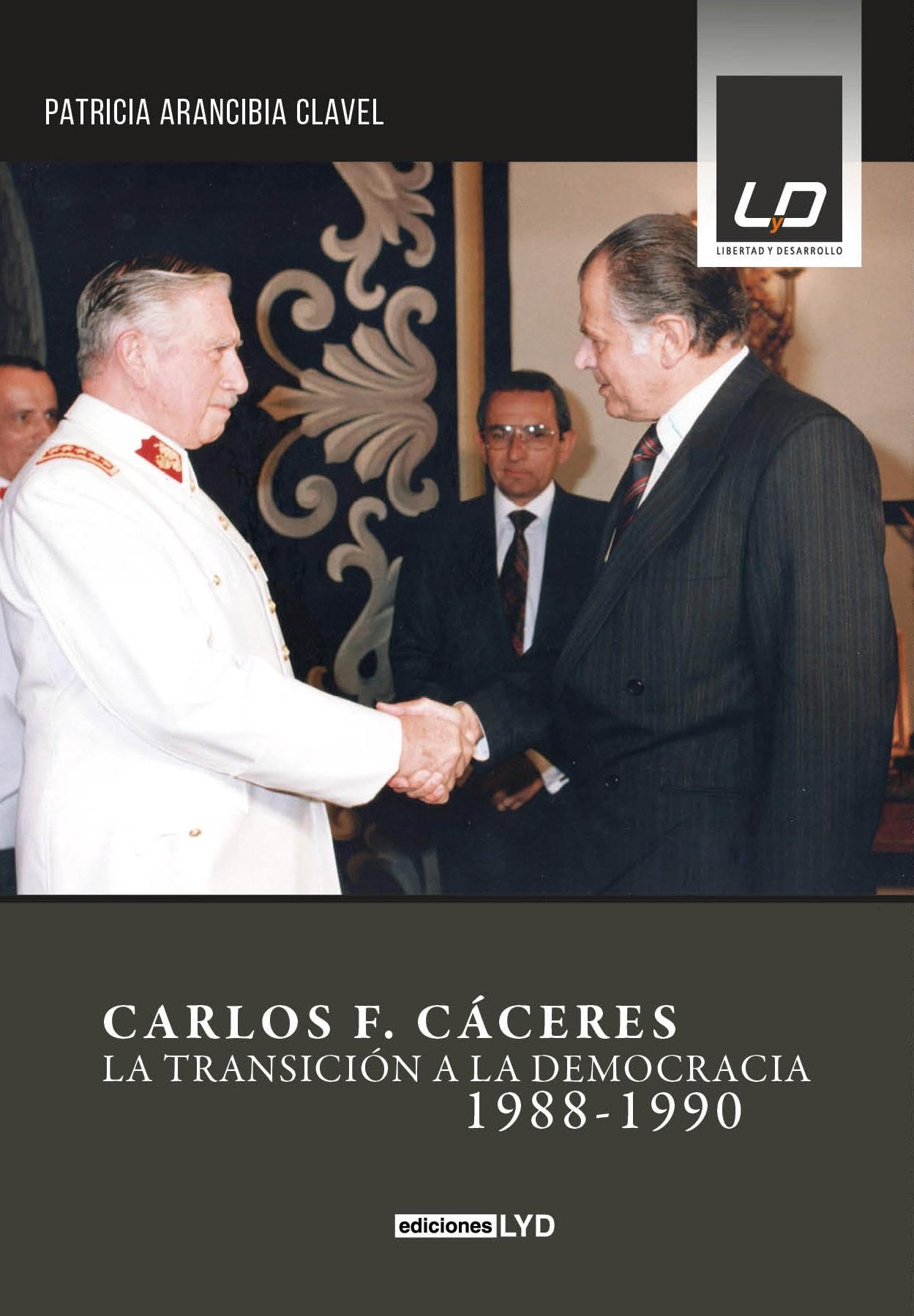 Carlos F Caceres La Transicion a la Democracia 1988-1990