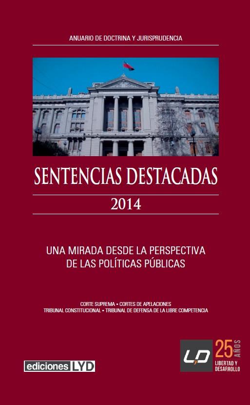 SENTENCIAS DESTACADAS 2014