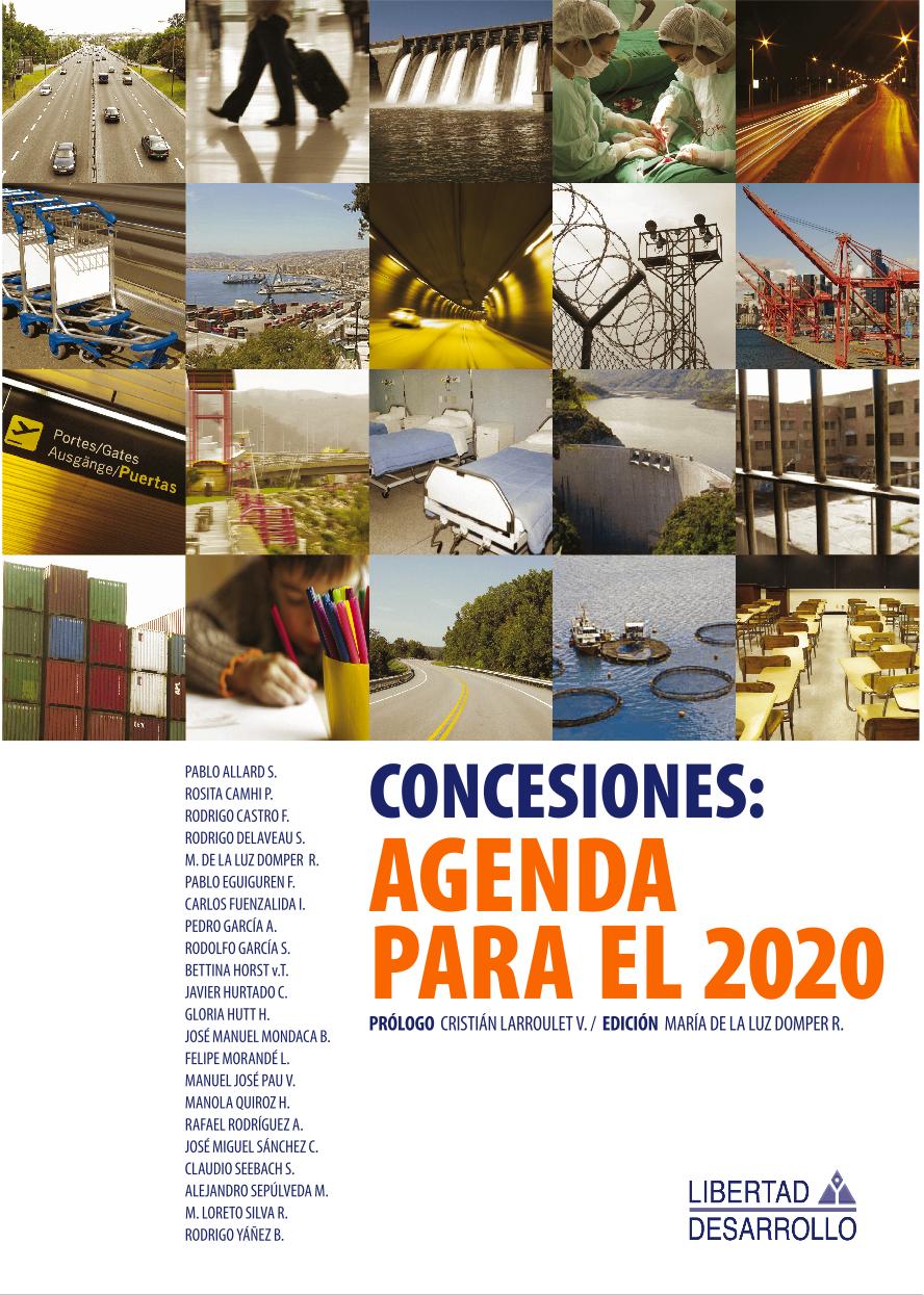 Concesiones Agenda para el 2020
