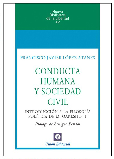 CONDUCTA HUMANA Y SOCIEDAD CIVIL