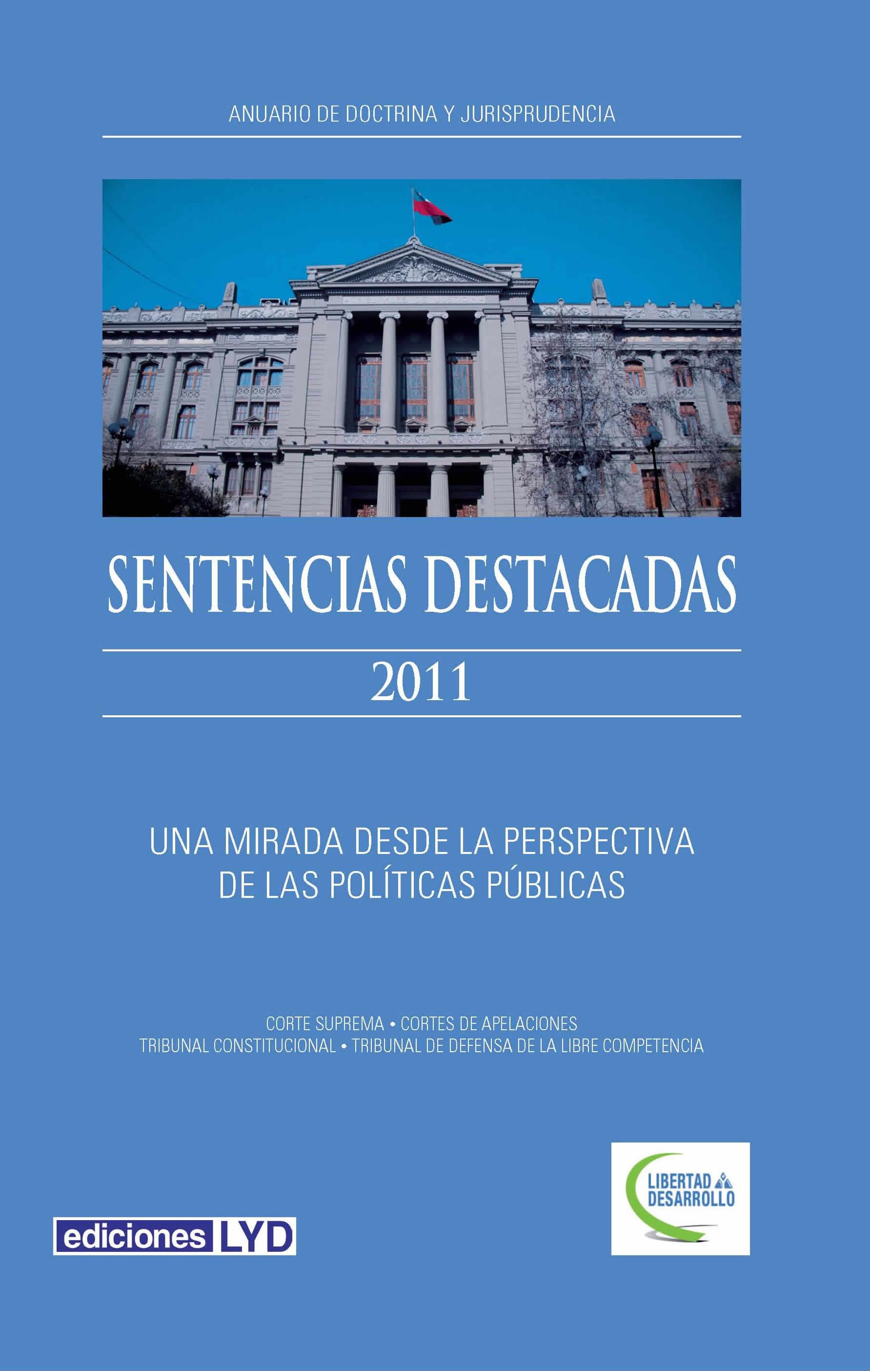 Sentencias Destacadas 2011