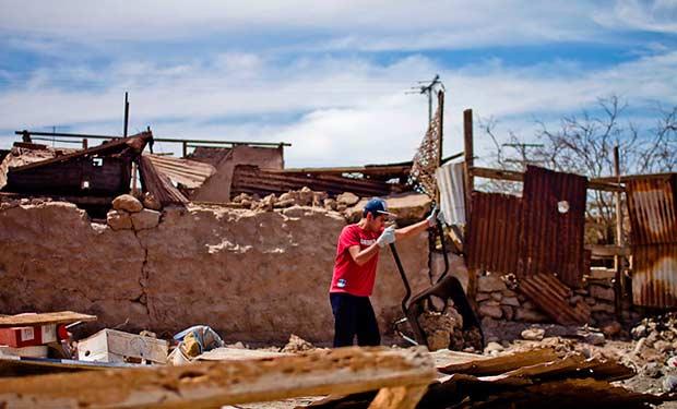 reconstruccion terremoto