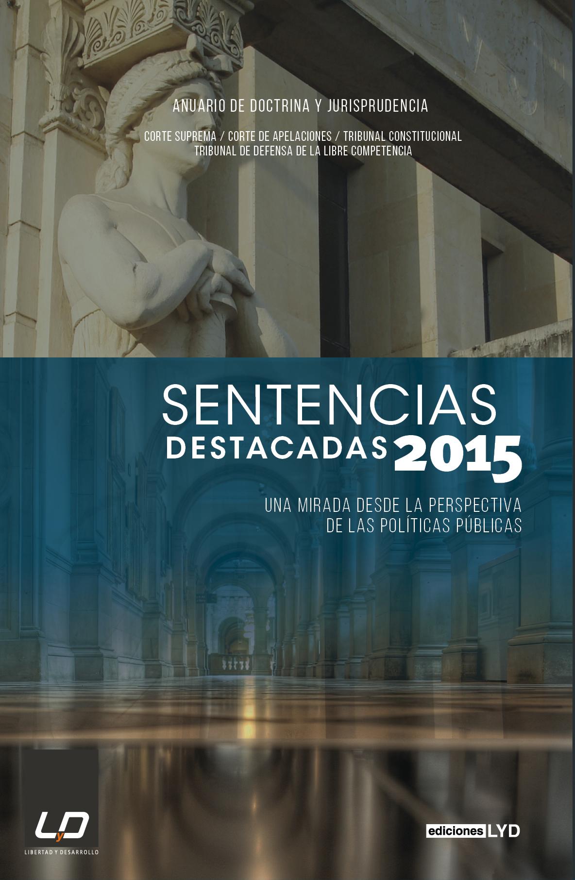 Sentencias Destacadas 2015