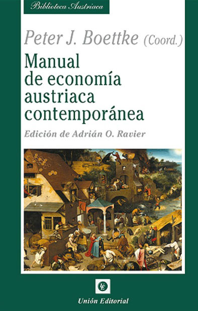 Manual de economia austriaca contemporanea