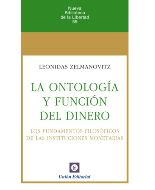 La ontología y función del dinero