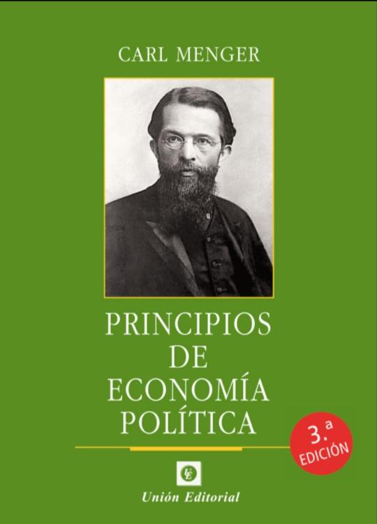 Principios de economía política 3a